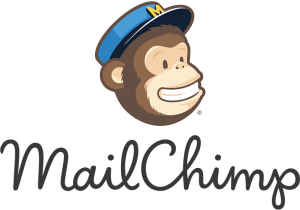 mailchimp logo for email marketing