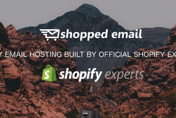 shopify email hosting
